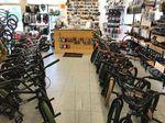 Riesige Auswahl an BMX-Produkten im 360 Grad Sportshop vor den Toren Münchens