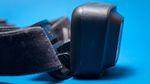 Black Diamond Iota Headtorch front side view