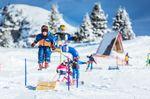 Ob kleine Skifahrer oder Snowboarder im Bobby Land geht die Luzi ab!