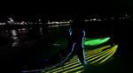 Neon Surfer