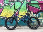 Tim Güntners Vessel von Volume Bikes mit haufenweise Anbauteilen von Odyssey