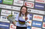 25-09-2018 World Championships Elite Women Cronometro; 2018, Olanda; Van Vleuten, Annemiek; Innsbruck;