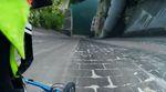 Staumauer DH Abfahrt