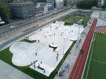 Klarer Fall von Träumchen! Die Simple Summer Session 2018 findet im Skatepark des Centra Sporta Kvartals von Riga statt