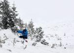 Snowboarding Jasna Slovakia Powder 3