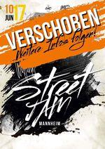 Der Wolftrap Brand Street Jam am 10. Juni in Mannheim muss leider kurzfristig verschoben werden.