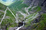 Trollstigen, climb (Pic: Karen Blaha / Creative Commons)
