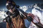 Speedflying Experte Jon Devore; Foto: Red Bull