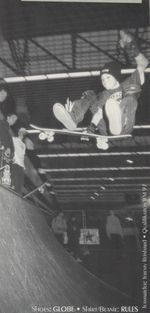 Jeremy Reinhard Frontside Flip Roastbeef Grab