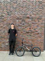 Angelo Kurtz und sein neuer Soundwave von Sunday Bikes