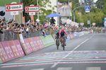 Ulissi sprintet zum Sieg und gewinnt eine zweite Etappe beim Giro d