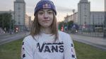 Als erste deutsche Fahrerin und als zweite Frau überhaupt, hat es Lara Lessmann ins BMX-Europateam von VANS geschafft.