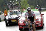 Inzwischen kann der geborene Maastrichter auf siegreiche Etappen bei allen drei Grand Tours zurückblicken. Hier sieht man Tom Dumoulin auf seinem Giant TCR Advanced SL. (Foto: Sirotti)