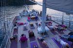 Hillside Beach Club Wellness Retreat Turkey Yoga Boat 2