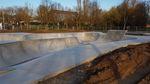 Die Durchschnittstiefe des Waiblinger Bowls beträgt 2 m mit einem Radius von 2,5 m
