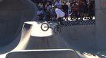 Der Best-Trick-Contest beim Finale des Vans BMX Pro Cup 2018 war der Knaller! Hier sind die härtesten Banger aus dem Ruben Alcantara Skatepark in Málaga.