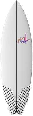 Riot Surfboards THE HOMMAGE Surfboard 2021