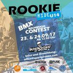 Die Sportpiraten veranstalten vom 23.-24. September 2017 einen Nachwuchscontest für BMX-Kids bis 14 Jahre im Schlachthof Flensburg. Mehr dazu hier.