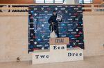 Der Gewinner der Klasse Junior Men bei den German Open 2019 in der Skatehalle Oldenburg