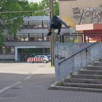Danny Sommerfeld - Converse Cons Berlin Spring