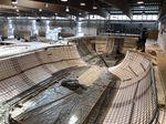 Die Skatehalle Innsbruck hat einen Betonbowl bekommen