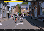 Die Tacx Cycling App spielt auch Filme auf dem Tablet ab. (Foto: Tacx)