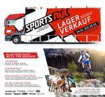 Sports Nut Lagerverkauf 2013