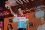 Bob Jungels gewinnt die 15. Etappe mit einem starken Sprint zum Ziel. (Bild: Sirotti)