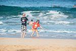 Hawaiian Tourists