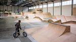 JUBEL! Am 21. September 2019 eröffnet die Gleis D Skatehalle in Hannover zum ersten Mal ihre Pforten auch für Nicht-Vereinsmitglieder.