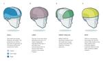 Aufbau eines Sweet Protection Helmes, Grafik von Sweet Protection