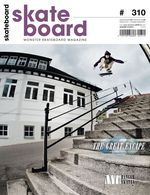 Monster Skateboard Magazine #310
