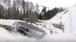 Trampolin Ski