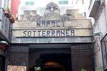 Eingang zur Napoli Sotterranea Foto: Martina Zollner