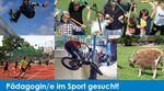 Der Sportgarten e. V. aus Bremen hat für sofort eine Vollzeitstelle für eine/n Sportpädagin/en zu besetzen. Hier erfährst du mehr.