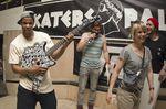 Vans Shop Riot 2012