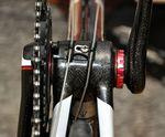 Designer arbeiten mit Aluminium um eine bessere Steifigkeit zu erreichen ohne ihre Bikes dabei schwerer zu machen. Sie versuchen die richtige Balance zwischen der Dicke der Rohrwände und dem Druchmesser herzustellen.