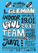 Kesselschmiede Kassel Indoor Bowl Jam