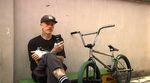Obwohl Felix Prangenberg derzeit verletzt ist, hat er sich, schon mal einen neuen Rider zusammengeschraubt. Mehr dazu in diesem Bikecheck von wethepeople.