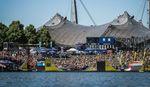 Trickgeballer vom Allerfeinsten! Wir haben einen Schwung Fotos und die Ergebnisse von BMX Lake Line beim MASH 2019 im Münchener Olympiapark für euch.