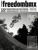 Cover freedombmx 122 Daniel juchatz