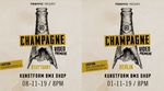 Die kunstform BMX Shops in Berlin und Stuttgart laden Anfang November zu den offiziellen Videopremieren von Champagne, dem neuen Video von Kink BMX, ein.