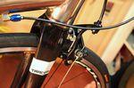 Rüste dein Rennrad für den Winter.
