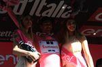 Tom Dumoulin führt auch nach dieser Etappe weiterhin die Gesamtwertung. (Bild: Sirotti)