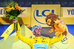 Tour de France, gelbes Trikot