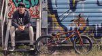 Kenneth Tancre stellt uns das Rad vor, mit dem er auf der Great North Tour von Radio Bikes die Parks von Norddeutschland und Dänemark unsicher gemacht hat.