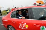 Tour de France, Francois Hollande