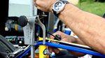 Faustino Muñoz Cambron beschreibt seine Beziehung zu Alberto Contador als einzigartig. Dennoch engagiert sich der Mechaniker mit der gleichen Sorgfalt auch für alle anderen Fahrer des Tikoff-Saxo Teams.