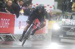 Für Alejandro Valverde war der erste Tag der Tour de France unglücklicherweise auch der letzte. (Bild: Sirotti)