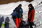 Die Guides helfen immer mit. Foto: Markus Moser